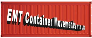 emt container movements